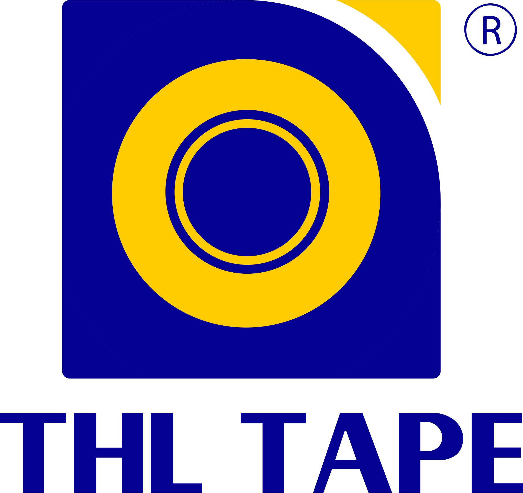 Logo băng keo THL TAPE