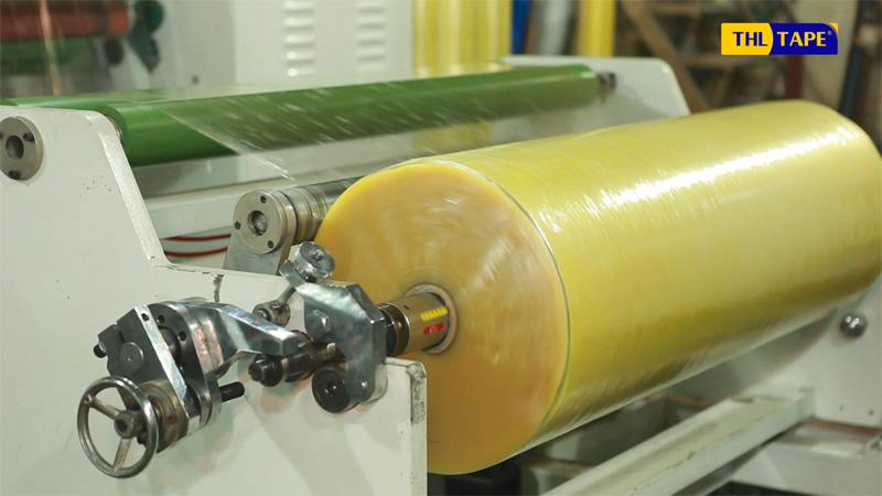 Nhà máy sản xuất băng dính Tân Hoàng Long
